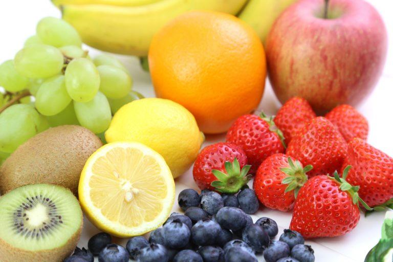ダイエットに効果的なフルーツの食べ方