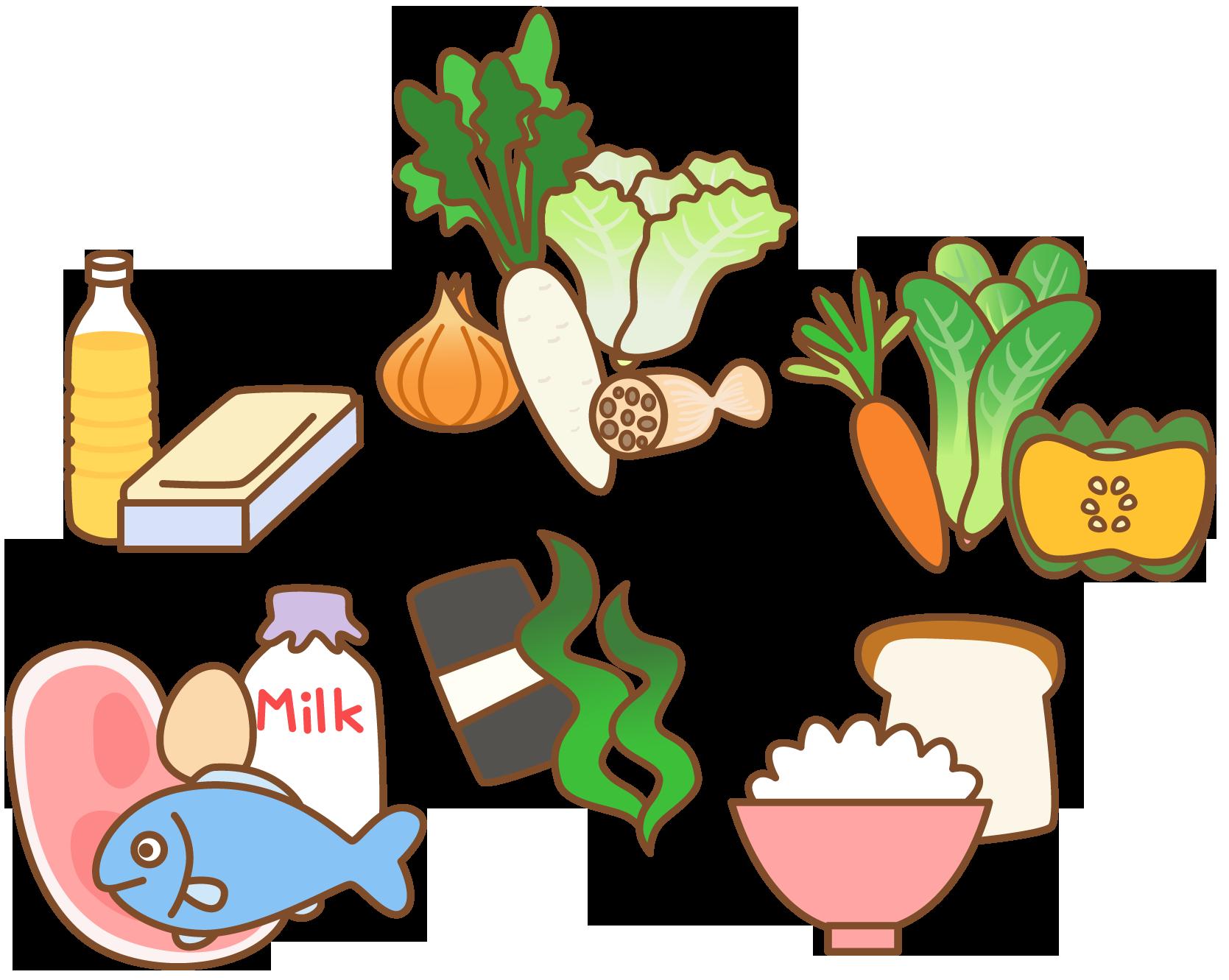 ダイエットで何を食べるべきかがわかる!三大栄養素の役割をやさしく解説