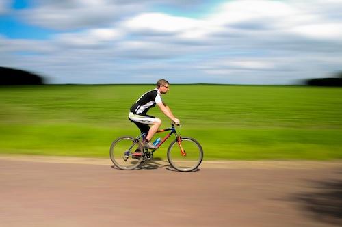 自転車でダイエットすると太ももが太くなる!?