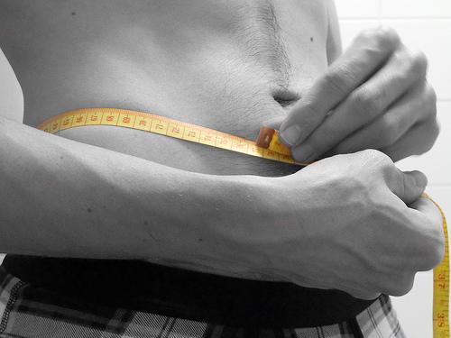 ダイエットでこだわるのは体重 or 体脂肪 or ウェスト?