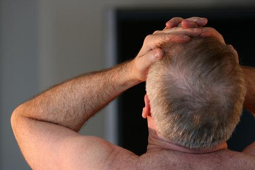 筋トレすると頭痛がでる場合の対処例